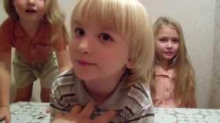 Прикол! Дети отвечают на вопросы, которые задают обычно дети.