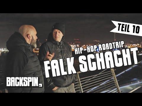 Falk Schacht und Niko im Gespräch: 'Alles, was meinen Alltag bestimmt, hat mit Hip-Hop zu tun.'
