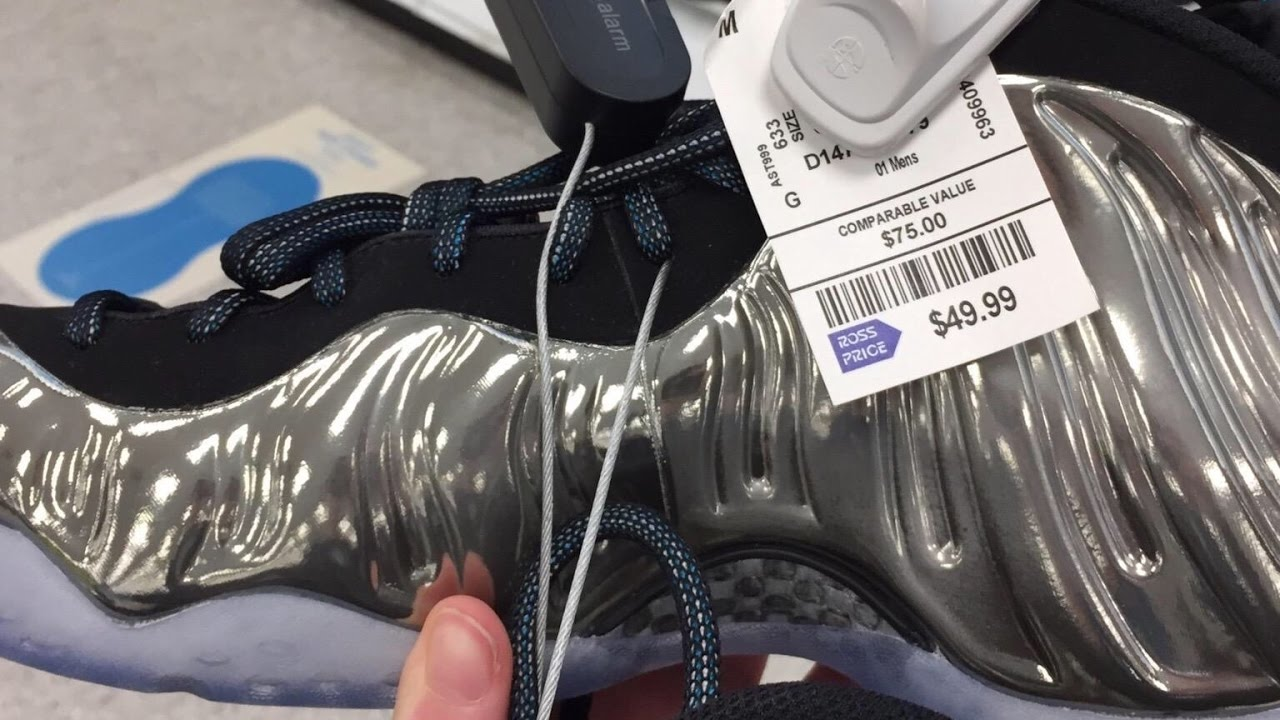 46d3a1b012ef3 RARE FOAMPOSITES AT ROSS!! - YouTube
