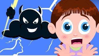 Thunder Lightning   Schoolies Cartoons And Songs For Children