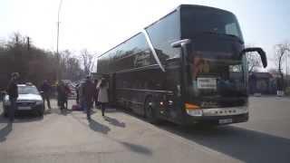 видео Автобусы Ужгород