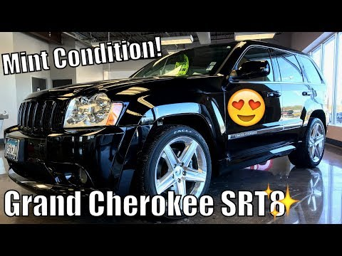 2006 Jeep Grand Cherokee SRT8 Review!