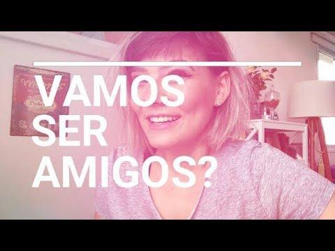 Vamos ser amigos? com Ana Rock (vlog)