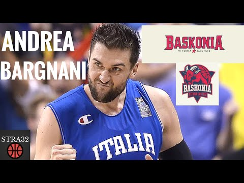 ANDREA BARGNANI MIX 2016 - HIGHLIGHTS  - Welcome to Baskonia