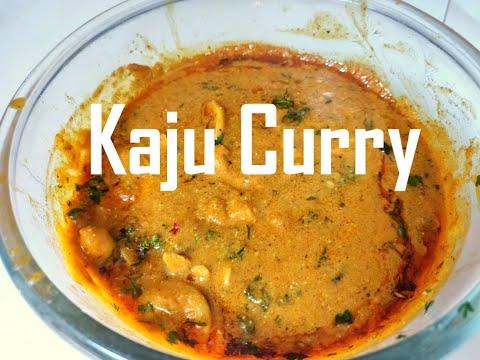 restaurant-style-shahi-kaju-curry-|-cashew-curry-recipe-video-|-kaju-masala-(काजू-करी)