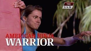 Kacy Catanzaro at 2013 Venice Qualifiers | American Ninja Warrior