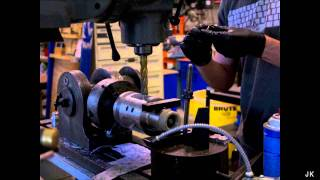 Torsen 1 Style FSAE Differential Housing Machining Timelapse