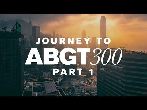 Group Therapy Journey To ABGT300 pt 1 with Above & Beyond