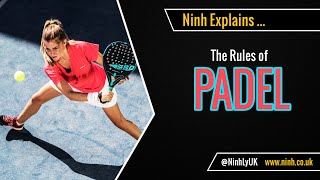 The Rules of Padel (Paddle Tennis) - EXPLAINED!