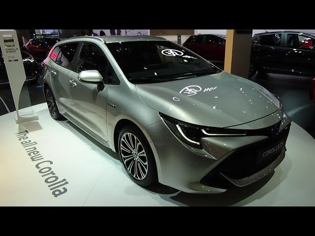 2019 Toyota Corolla Touring Sports 1.8 Hybrid - Exterior and Interior - Auto Show Brussels 2019