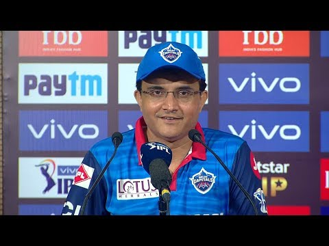 Ganguly Satisfied With Delhi's Clean Performance Against Kolkata