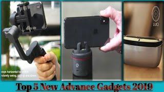 Top 5 new gadget in 2019. latest advance tech gadget in market.