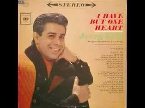 Jerry Vale - I have but one heart ('O marenariello)