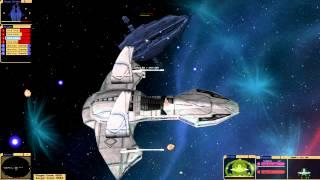 Star Trek Bridge Commander: Asgard Vs Wraith