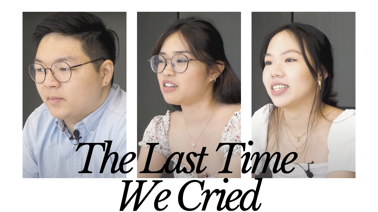 The Last Time We Cried | Singaporeans studying abroad