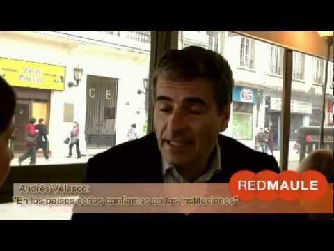 Entrevista a Andres Velasco