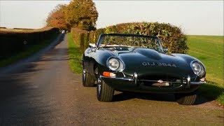 E-Type UK | 1967 Jaguar E-Type Series 1 4.2 OTS For Sale