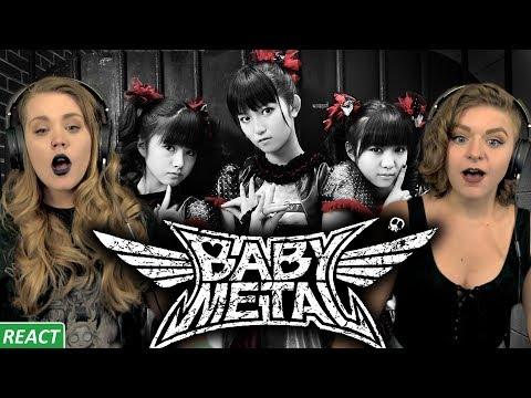 DO YOU METAL? | Girls React | BabyMetal