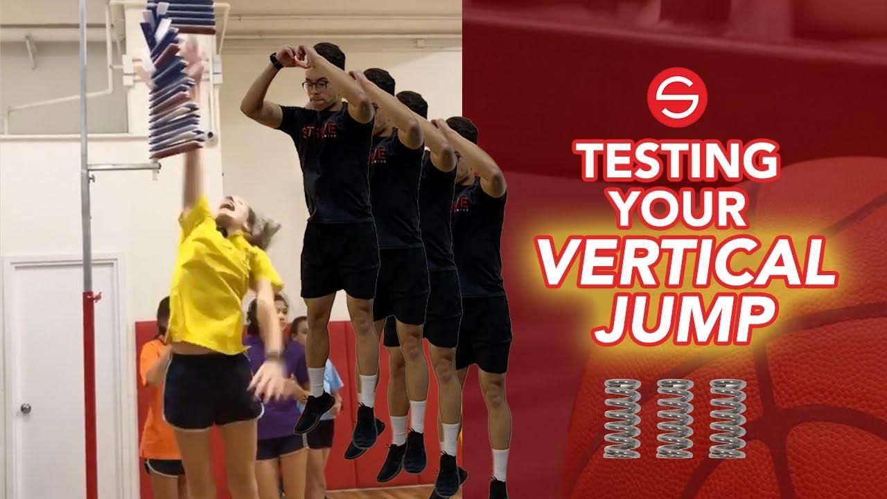 Measuring Vertical Jump (Interpreting measurments)
