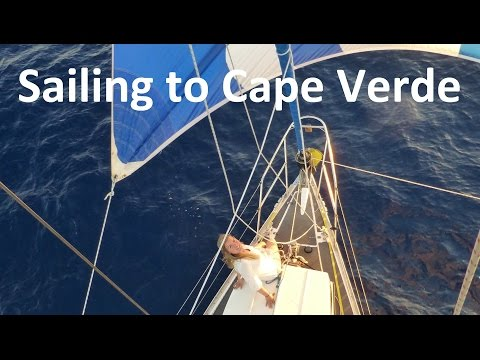 SailwiththeFlo - Episode. 7 - Sailing to Cape Verde