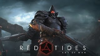 Art of War: Red Tides Gameplay