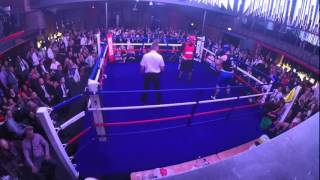 Ultra White Collar Boxing Liverpool | Fight 12