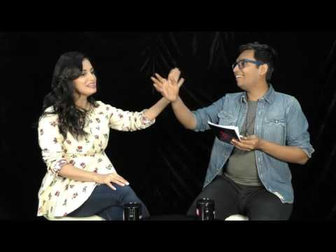 Dia Mirza in conversation with Renil Abraham