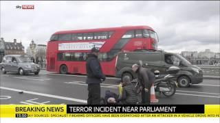 Теракт в Великобритании