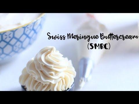 Swiss Meringue Buttercream ( SMBC) সুইস মেরাং বাটারক্রিম