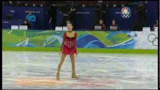 Mao Asada Olympic Short Program 2010
