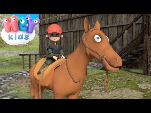 Il Cavallo del Bambino - 42 minuti di canzoni per bambini in italiano!
