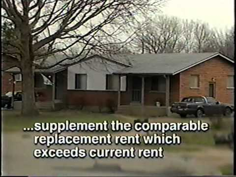 Comparable Concepts for Replacement Housing (2001)