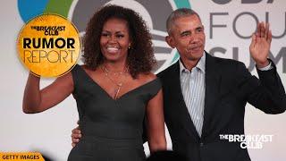 Barack Obama Speaks On Tension His Presidency Caused On His Marriage