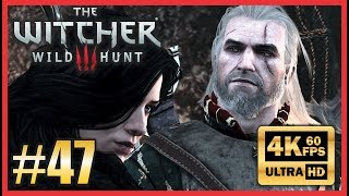 "The Witcher 3: Wild Hunt - Walkthrough Part #47 Ultra HD 4K 60fps ""Destination: Skellige"" -Maxed Out"