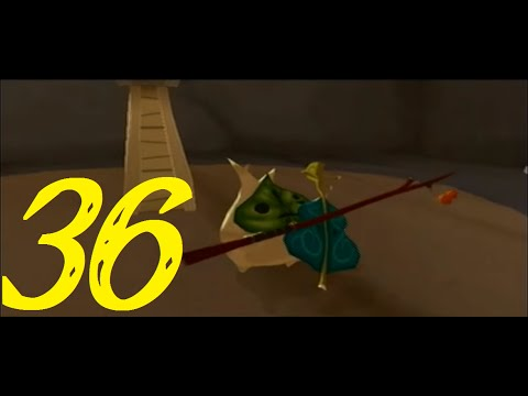 "Wind Temple | Zelda: The Wind Waker 100% Walkthrough ""36/45"" (No Commentary)"