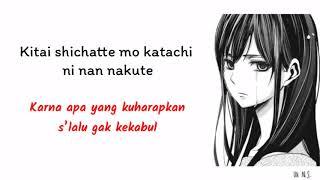 Majiko - Irony (Lirik Dan Terjemahan Indonesia)