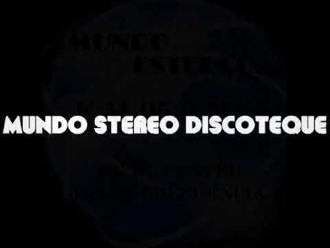 RADIO MUNDO STEREO   MUNDO STEREO DISCOTEQUE #71 Grabacion1