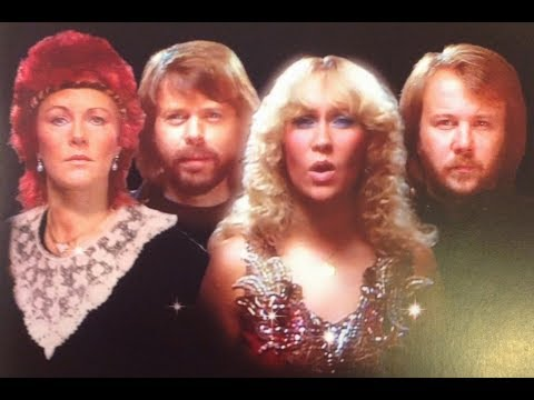 ABBA One Of Us, the last ABBA hit of the eighties