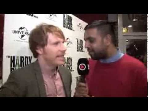 ACTOR MARTIN MALONLEY TALKS TO iFL TV @ THE HARDY BUCKS PREMIERE (LEICESTER SQUARE)