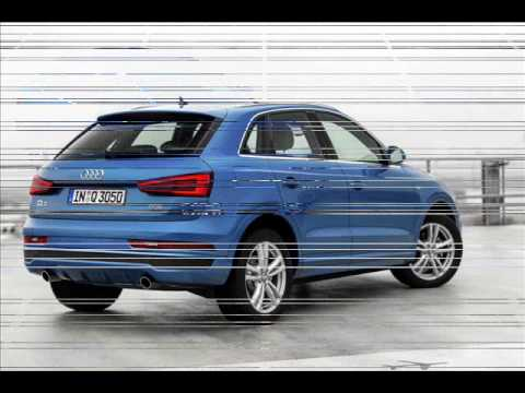 all new 2015 audi q3 2 0 tfsi quattro 220ps facelift youtube. Black Bedroom Furniture Sets. Home Design Ideas