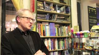 GaryLachman on the Caretakers of the Cosmos (Left Brain and Right Brain; Part 2 of 2; Q&A session)