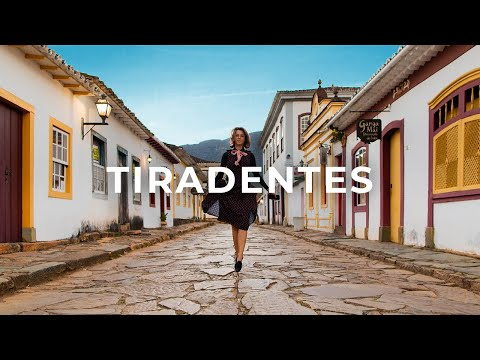 TIRADENTES Minas Gerais - A cidade mais gostosa do Brasil.