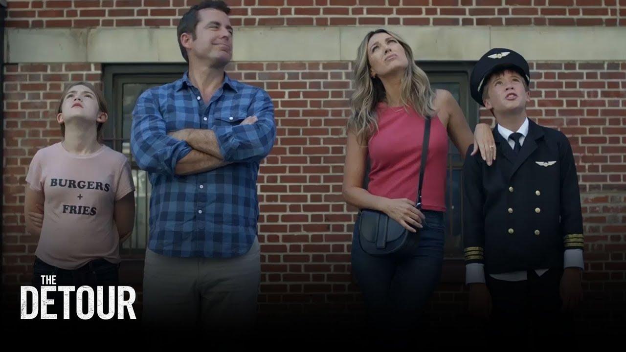Download The Detour: Family Felon Fun Time | TBS