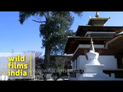 Kyichu Lhakhang complex - Bhutan