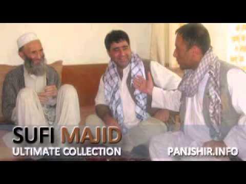 Sufi Majid Panjshiri - Khawb Nama And Collection Of 3 Other Albums