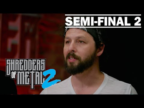 SHREDDERS OF METAL 2 | Episode 6: SEMI-FINAL #2 episode thumbnail