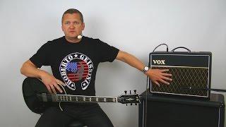 VOX AC10C1 Custom - Review