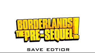 [PS3] Borderlands The Pre-Sequel *How to Setup Gibbed's Save Editor*