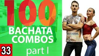 Bachata Tutorial 33: 25 Bachata Combos - 10k Subscribers Thank You Part 1