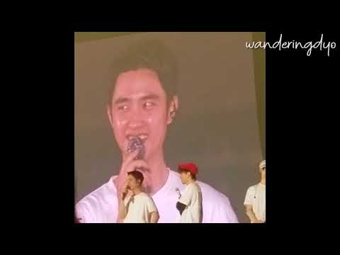Elyxion Dot Seoul Day 2 D.O. Kyungsoo Last Ment (Eng Sub + Clip By Me)